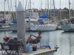 Where did I park my boat