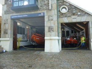 Appledore Lifeboat House